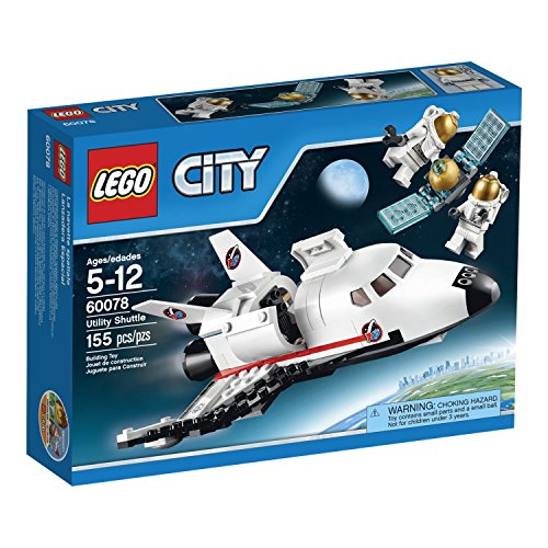 LEGO-City-Space-Port-60078-Utility-Shuttle-Building-Kit