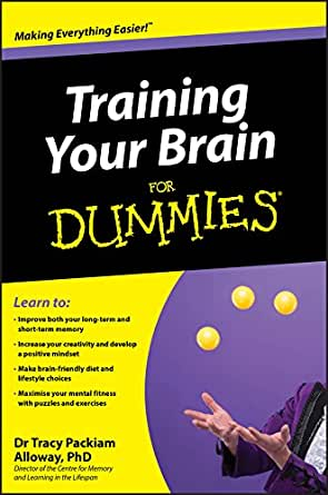 Training your brain for dummies ebook collection