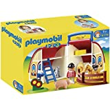 Playmobil 6778 1.2.3 Take Along Barn