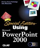 img - for Special Edition Using Microsoft PowerPoint 2000 book / textbook / text book