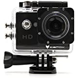 Sport Camera-IceFox(TM) Outdoor Action Waterproof Camera,Full HD DVR,1080p Video,12MP Car Recorder Diving Bicycle Action Camera 1.5 Inch LCD 170°Wide Angle