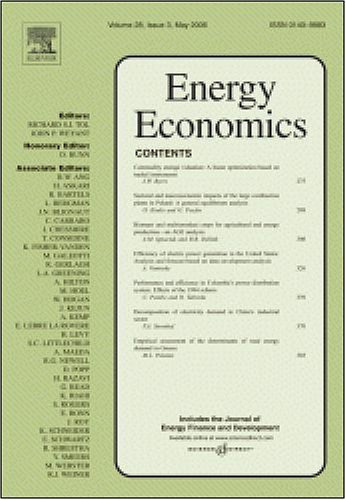 Transmission of prices and price volatility in Australian electricity spot markets: a multivariate GARCH analysis [An article from: Energy Economics]