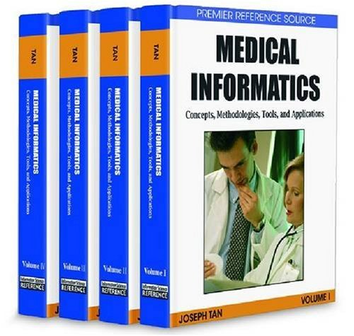 Book cover Medical informatics: Concepts, methodologies, tools, and applications
