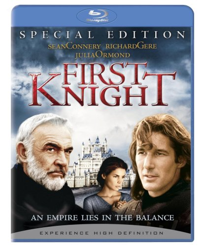 Cover art for  First Knight (Special Edition) [Blu-ray]