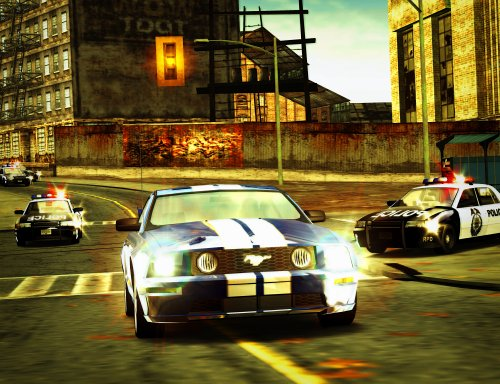 Need for Speed Most Wanted galerija