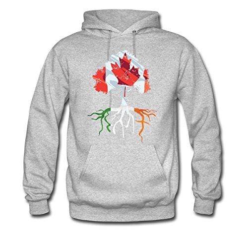 canada-irish-roots-irish-celtic-mens-hoodie-by-spreadshirt-m-heather-gray