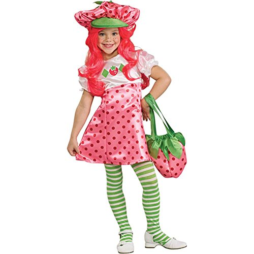 Deluxe Strawberry Shortcake Toddler Costume - Toddler