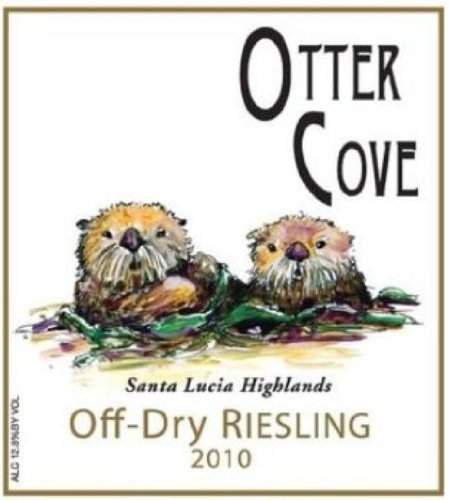 2010 Otter Cove Wines Monterey County Santa Lucia Highlands Paraiso Vineyard Riesling 750 Ml