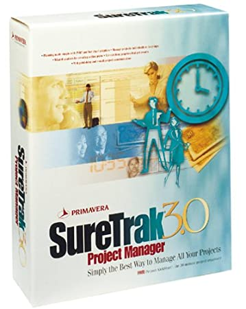 Primavera SureTrak Project Manager 3.0
