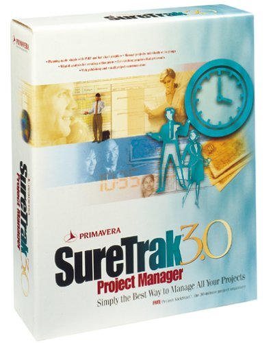 SureTrak Project Manager 3.0 - Primavera Systems - B00004S4XY - ISBN:B00004S4XY