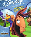 Disney Jr Games – Disney Junior Games Activity Center: The Emperor's New Groove (Ages 4-8)