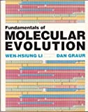 img - for Fundamentals of Molecular Evolution by Wen-Hsiung Li (1990-10-03) book / textbook / text book