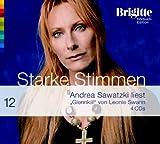 Glennkill. Starke Stimmen. Brigitte Hörbuch-Edition 2,  4 CDs