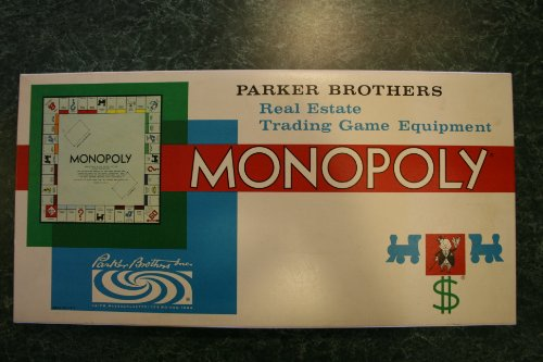 Monopoly Vintage 1961 Version (Monopoly Vintage compare prices)