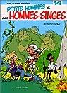 Les Petits Hommes, tome 14 : Petits hommes et hommes-singes par Seron