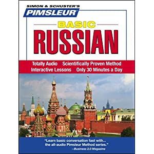 Russian, Basic: Learn to Speak and Understand Russian with Pimsleur Language Programs