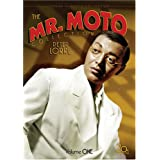 Mr. Moto Collection, Vol. 1 (Mr. Moto Takes A Chance / Mysterious Mr. Moto / Thank You Mr. Moto / Think Fast Mr. Moto) ~ Peter Lorre
