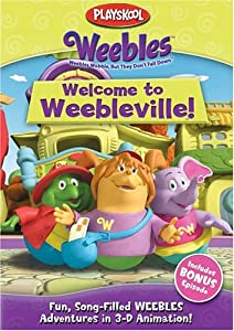 Weebles - Welcome to Weebleville