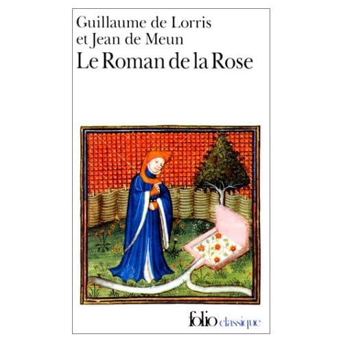 Roman de La Rose (Folio (Domaine Public)) (French Edition)