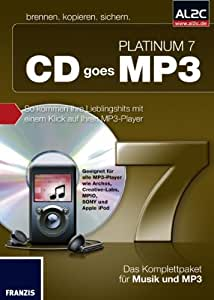 CD goes MP3, Platinum 7