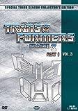 echange, troc Transformers: Season 3 - Pt 1 - Vol 3 (Dol) [Import USA Zone 1]