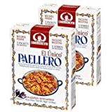 Paellero Carmencita . 2 boxes, 10 envelopes total