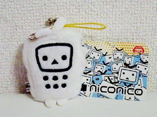 niconico ミニがまぐち ストラップ付き (ニコモバちゃん) ニコニコ動画