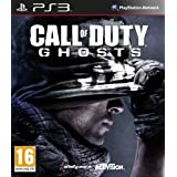 Call of Duty: Ghosts (PS3) (UK)