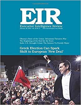 Executive Intelligence Review; Volume 42, Issue 5: Published January 30, 2015 read online