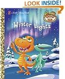 Winter Lights (Dinosaur Train) (Little Golden Book)