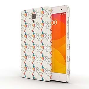 Koveru Back Cover Case for Xiaomi Mi4 - Splot