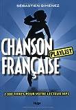 echange, troc Sébastien Gimenez - Chanson française : Playlist