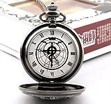 Market-one Anime Fullmetal Alchemist Ed Pocket Watch Cosplay