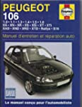 Peugeot 106 essence et diesel
