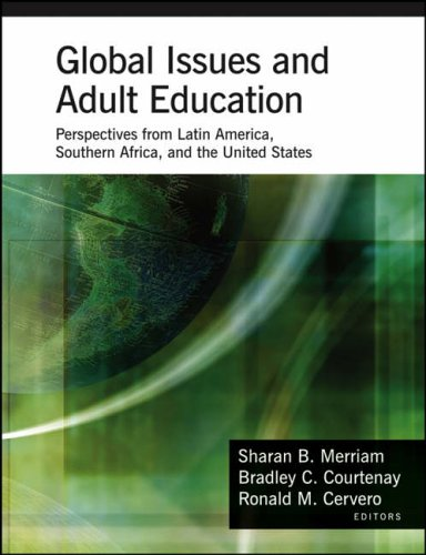 Global Issues and Adult Education: Perspectives from...