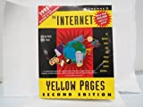 img - for The Internet Yellow Pages (Harley Hahn's Internet and Web Yellow Pages) by Harley Hahn (1995-01-01) book / textbook / text book