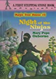 img - for Magic Tree House #5: Night of the Ninjas (A Stepping Stone Book(TM)) book / textbook / text book