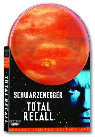 Cover art for  Total Recall (Special Limited Edition)