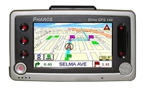Pharos Drive 4-Inch Bluetooth Portable GPS Navigator