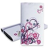 Pochette stilbag 'Mika' pour Samsung Galaxy Fame Lite�-�Design?: Blooming Rose