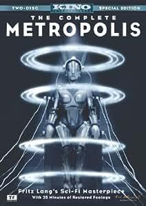 Complete Metropolis [Import]