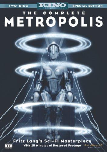 Complete Metropolis [DVD] [1927] [Region 1] [US Import] [NTSC]