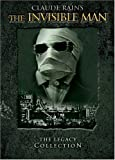 The Invisible Man (Legacy Collection)