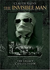 The Invisible Man - The Legacy Collection (The Invisible Man/Invisible Man Returns/Invisible Agent/Invisible Woman/Invisible Man's Revenge)