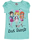 "Beautees Little Girls' ""Best Friends"" Top"