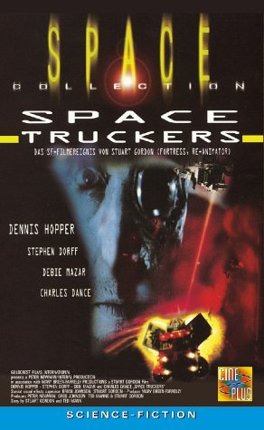 Space Truckers [VHS]