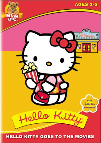 Hello Kitty Goes To The Movies (Dubbed)