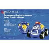 Ferngesteuertes Polizei Auto mit echter Sirene / Das Polizeiauto ist für Kinder ab drei Jahren geeignet