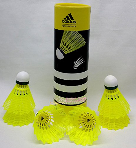Adidas Performance Badminton N300 Nylon Shuttlecock