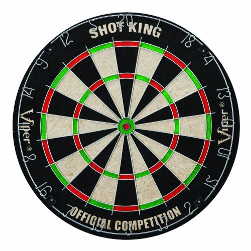 Great Features Of Viper Shot King Bristle Dartboard